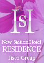 New Station Hotel RESIDENCE Jisco-Group